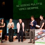 Giulio Frittaion, James Domenique Barranger, Vanessa Pallucchi, Giorgio Ferrara, Annette Ettorre